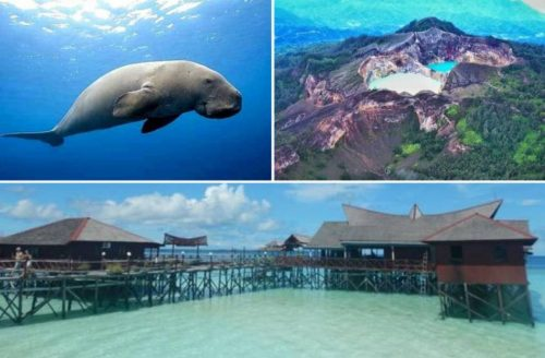 Alain St. Ange Set to Reposition Tropical Islands Tourism of Indonesia