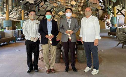 Cape Panwa Hotel Phuket Welcomes Thai Ambassador to UAE