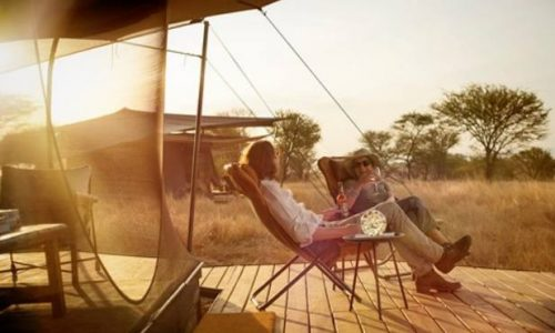 Mantis Collection Opens First Migration Camp in Serengeti