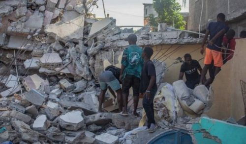 WTTC Expresses Condolences to the People of Haiti